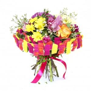 Доставка цветов ивановское оригинальный подарок на свадебный юбилей